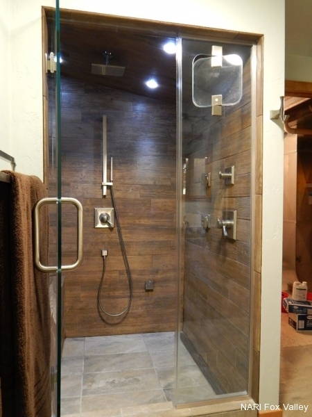 Residential Bathroom Remodel $25,000 to $50,000