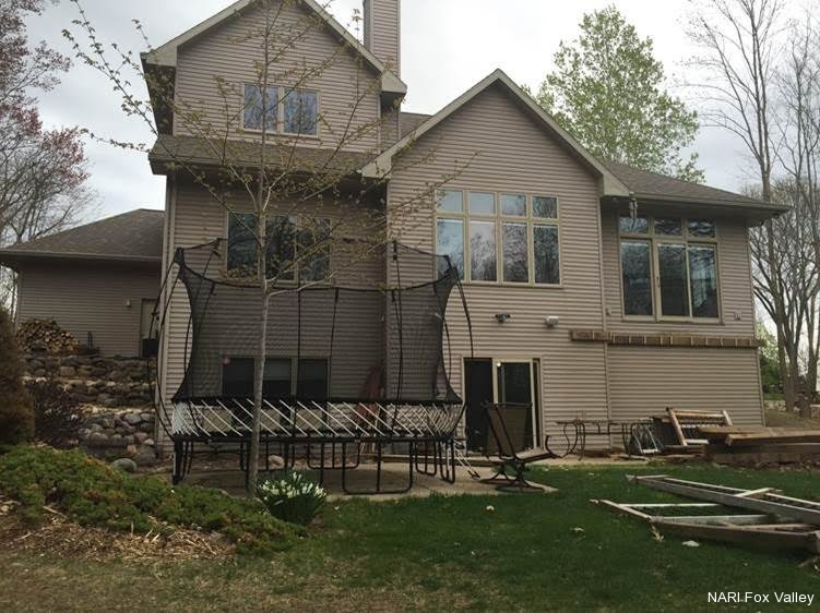 Residential Addition Over $250,000 - Before by Timber Innovations, LLC