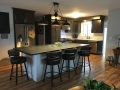 Residential Kitchen $30,001 to $60,000 - After by Distinctive Renovations