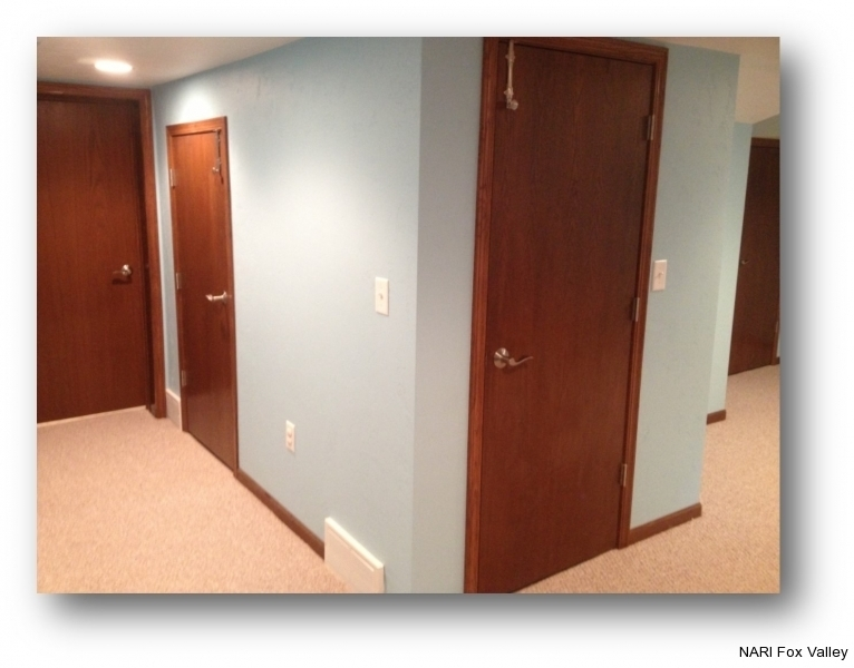 Mechanical Closets After